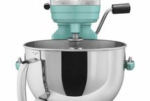 KitchenAid hacks, tips and recipes / Ways to get acquitted with your new KitchenAid mixer / by Nikki Boyce