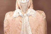 1740's Women's Clothing / by Tami Crandall