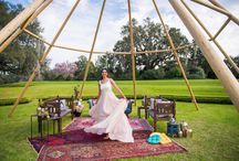 Indian Summer Wedding at Middleton Place