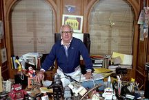 Ray Bradbury / by jesma archibald   (nutmegs)