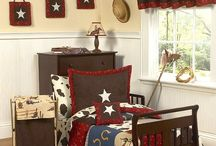 Toddler Cowboy Room / by Kristen