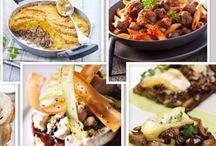 Petites recettes de cuisine