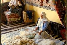 halı yapımı