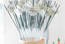 Wedding Decorations and Details / by Catalina Bloch