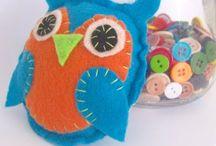 Owls / by Maja Jensen