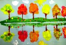 Art painting ideas