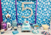 Blair's Fab & Five Frozen Birthday Bash / by Ryan Blair-Smith