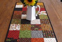 QUILT: TABLE RUNNERS