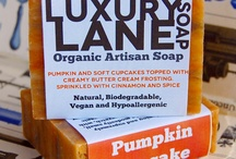Squeaky Clean / Soaps, make-up, pretty nails, and other various and sundry good smelling things and beauty objects.