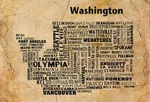 Washington / I love Washington state.