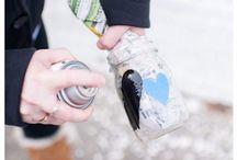 frascos y botellas!
