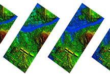 Droni per autocad analisi topogrfica fiumi