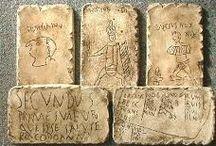Graffitis romanos