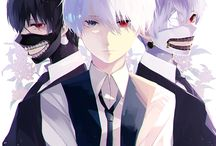 Tokyo Ghoul / Anime, tokyo ghoul ,horror, creepy, scary, sad
