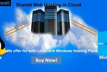 Shared Web Hosting In Cloud