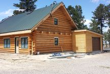 Luxary Log Homes