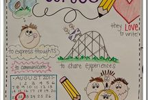 1st Grade~Writing / by Nicki Thompson