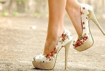 Shoes? Yes, please. / by Debbi Harter