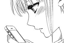 Girl, manga