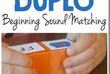 Beginning sounds / Literacy