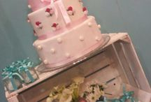Fiera Pescara Sposi 2014 / Stand Bongé catering - shabby style