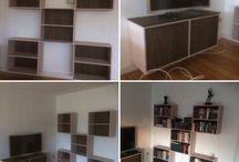 Møbler jeg har lavet