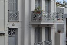 KASTELA, PIRAEUS, GREECE / RESIDENCE - NEW BUILT TWO STOREY SINGLE FAMILY HOUSE WITH BASEMENT. HERAKLEOUS STREET, KASTELA, PIRAEUS, GREECE. Nikolas Dorizas Architect Architettura IUAV Venezia Tel: +30.210.4514048 Address: 36 Akti Themistokleous – Marina Zeas, Piraeus 18537