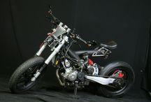 Madass custom 125 - Honda