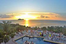 Thailand / Thailand Holiday Travel Vision Board