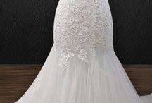 Wedding dresses/Styling