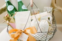 Weddings | Welcome Basket / Bag