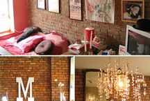 Brick Walls to Love / Beautiful Brick Wall ideas for your home