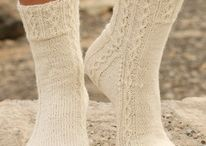 calcetas y guantes especiales