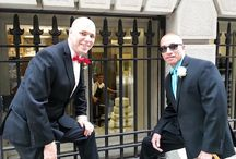 Tie-the-Knot Tuesday2 / Featuring gay weddings in and around Philadelphia, Pennsylvania.  / by G Philly