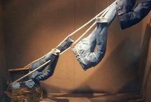 escaparates de jeans