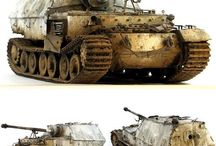Ferdinand Elefant Jagdpanzer