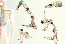 Yoga o estiramientos para dolor de espalda