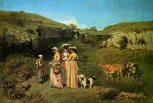 Gustave Courbet Gemälde