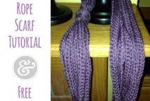 Crochet Ideas / by Moralah Labarge