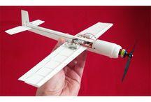 RC plane ideas