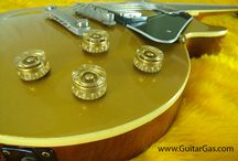 1995 Orville Les Paul Gold Top / Checking out a very cool 1995 MIJ Orville Les Paul Gold Top