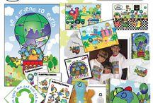 Giftware Art Licensing Design