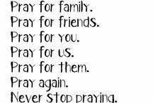 PRAY TODAY!