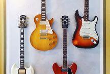 MY GUITARS / Guitars