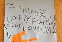 daddy day / by Melissa Wieland