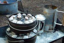 Camp Cooking / by Tonya Morgan