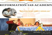Get the Best IAS Coaching Academy in Delhi Only from Reformation IAS Academy