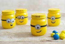 Mayonnaise jar Crafts