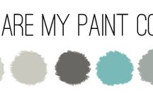 Forever Home Wall Decor / Paint colours, wall designs, wall paper / by Rachael Dunlop