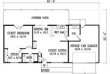 Granny flat extension